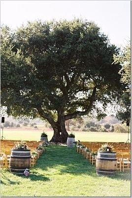 Wedding - Weddings-Outdoors-Garden
