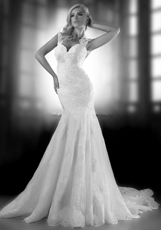 Mariage - vintage wedding dress leads the fashion trend