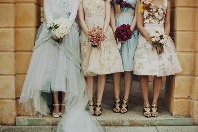 Свадьба - ретро