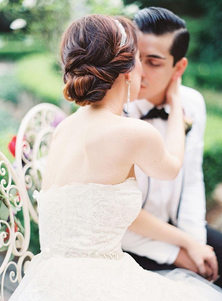 Hochzeit - Hochzeit Haar