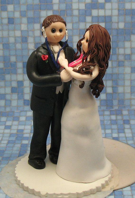 Cake Wedding Cake Topper Stethoscope 2148861 Weddbook
