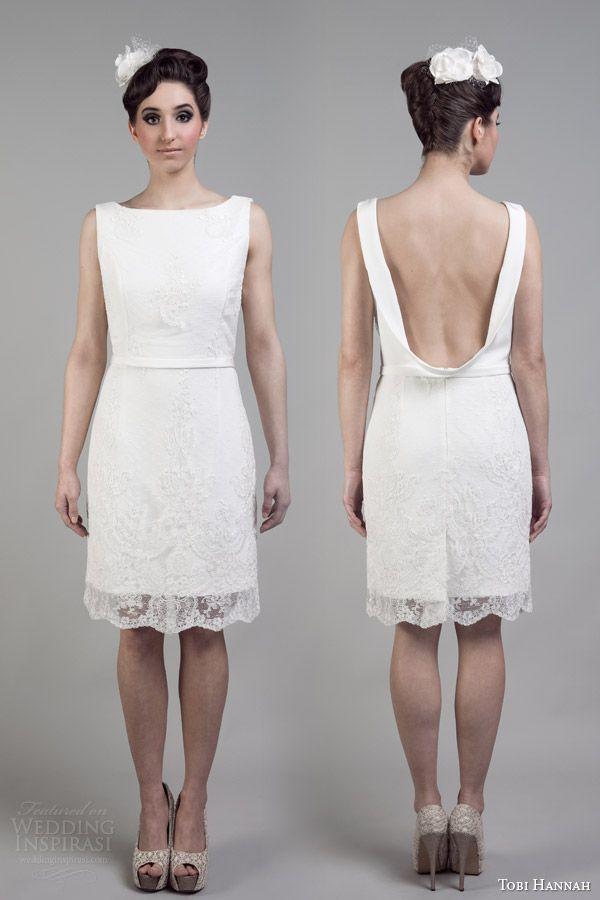 b3c6910f55 Dress - Short Wedding Dresses  2149151 - Weddbook