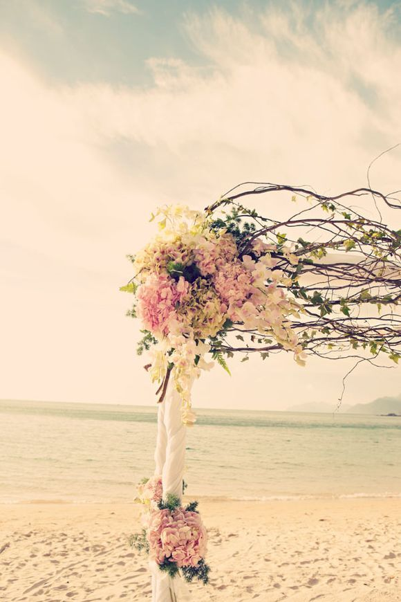 Wedding - A Vintage Style Wedding Dress For A Beautiful Beachside Malaysian Destination Wedding...