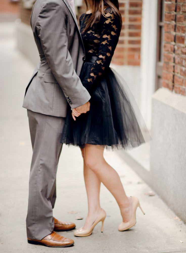 Wedding - New York City Engagement