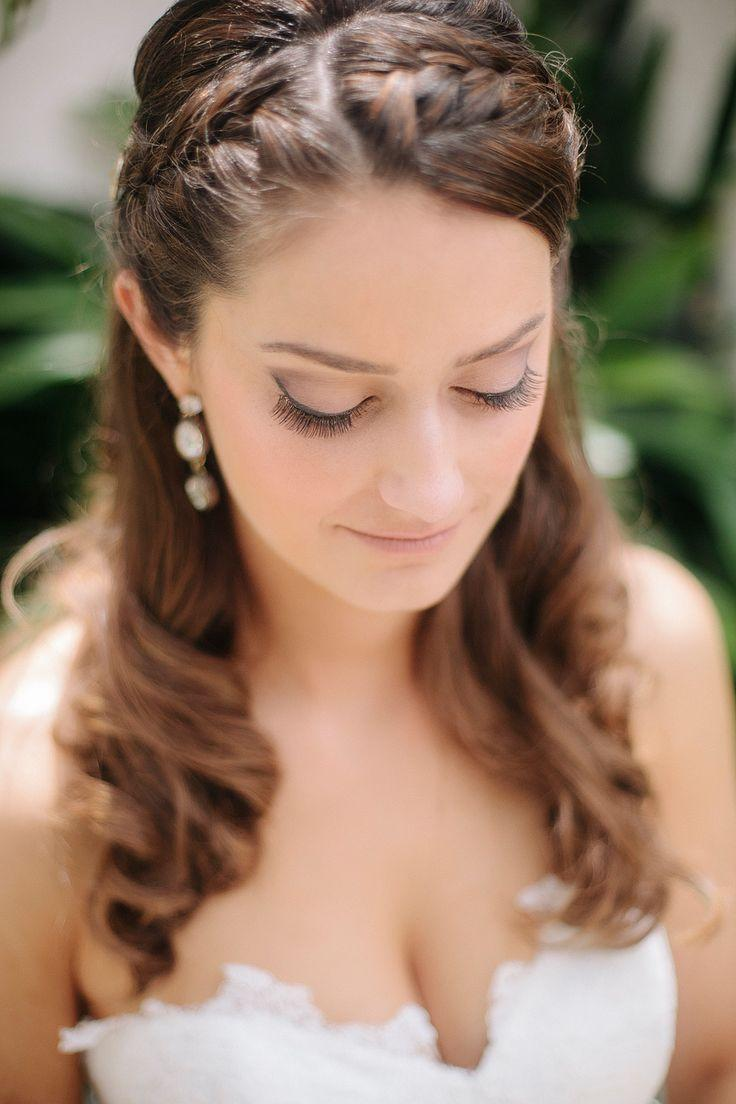 Свадьба - прически