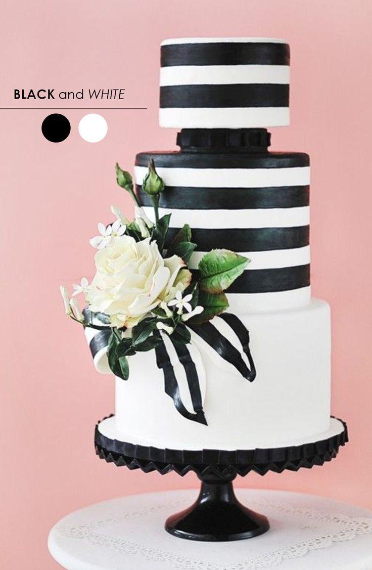 Mariage - 10 Couleur Inspirer les gâteaux de mariage