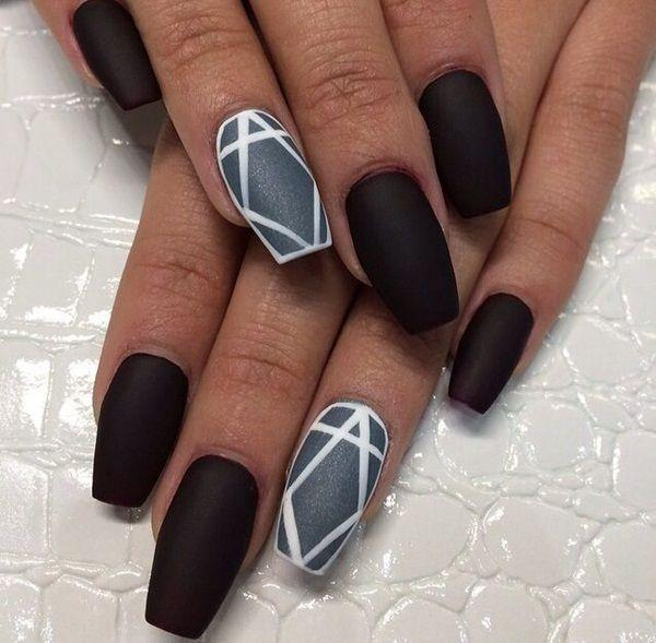 Свадьба - Дерзкие И Красивые Дизайны Ногтей Необходимо Иметь