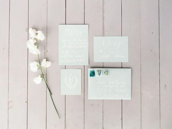 Wedding - Natural Spring Wedding Inspiration