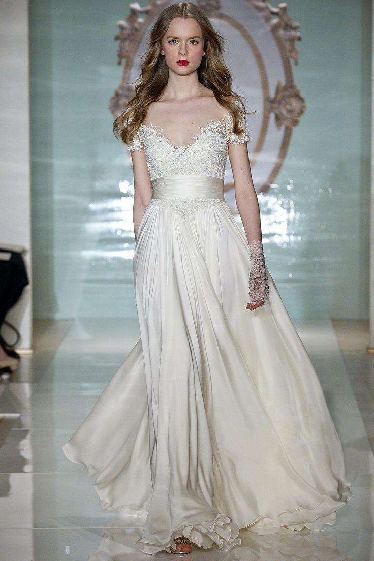 reem acra bridal spring 2015 reem acra bridal spring 2015 lace lace