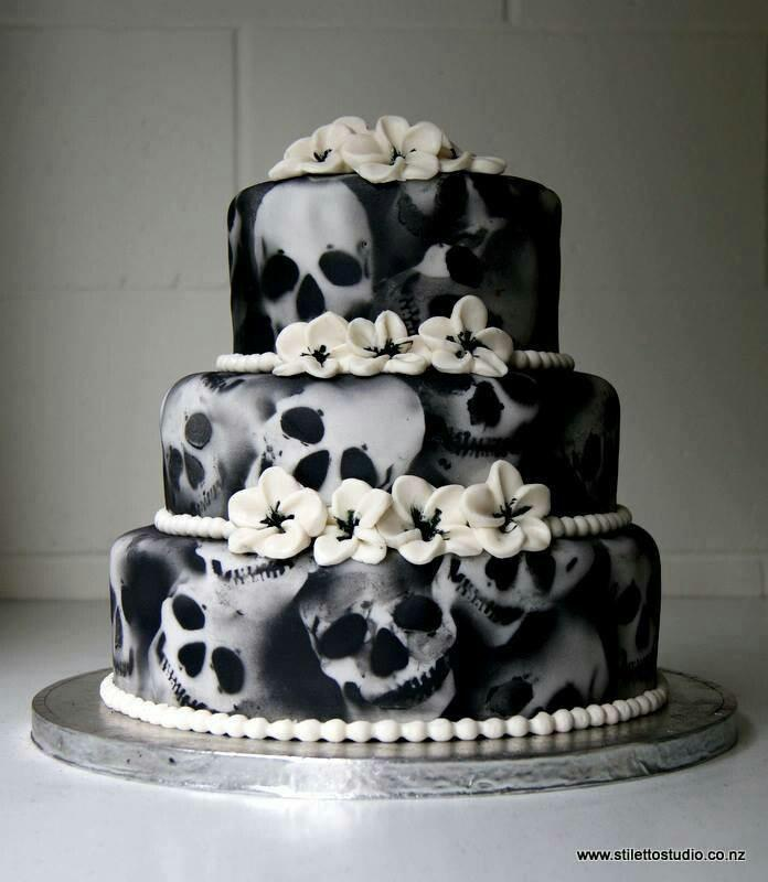 Wedding - Halloween Wedding