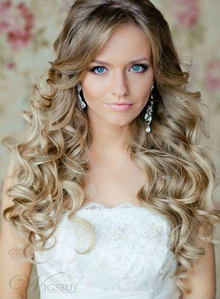 Peinados Para Novias Con Pelo Largo Sueltos Recogidos Semi Recogidos