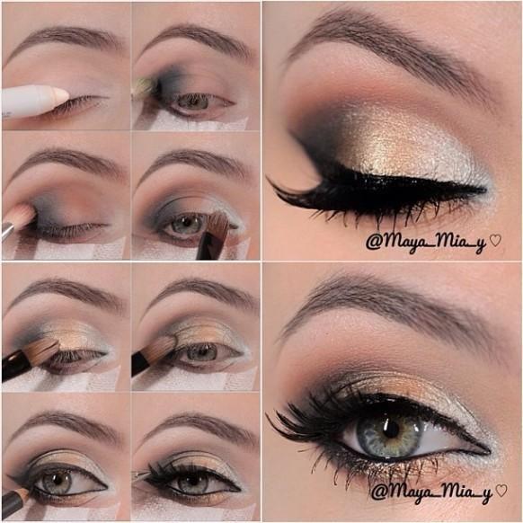 Makeup Bride With Sass Wedding Day Makeup 2150765 Weddbook