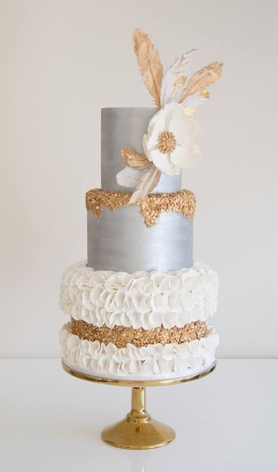 Wedding - Stunning Wedding Cake & Cupcake Ideas