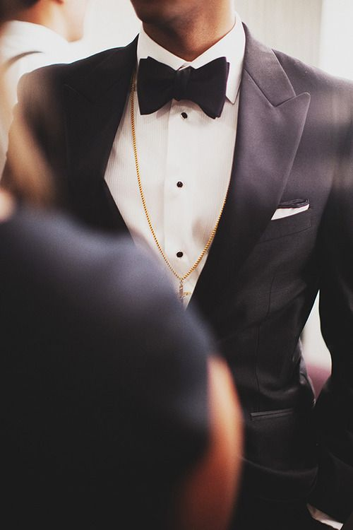 Wedding - This Is A Super Classy Look For The Groom.