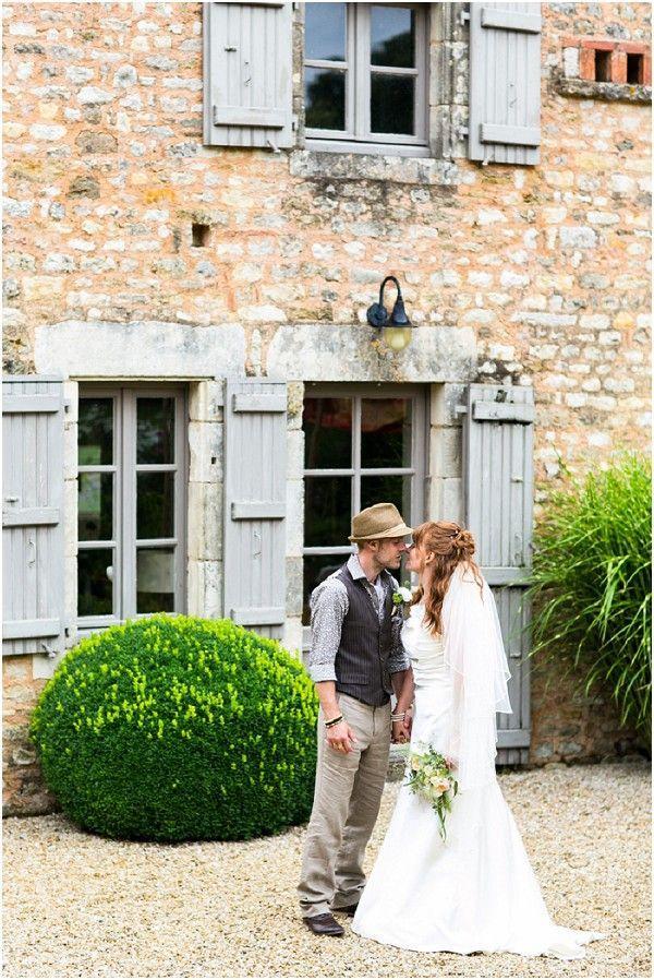 Hochzeit - French Countryside Wedding In Vendee By Anneli Marinovich