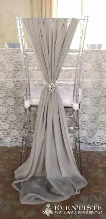 Hochzeit - Chair Covers