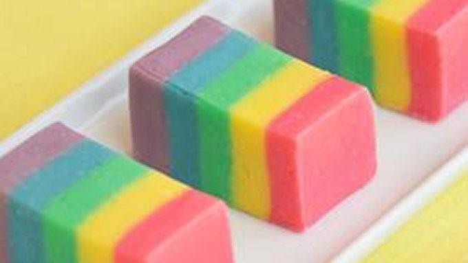 زفاف - Rainbow Themed Wedding Inspiration