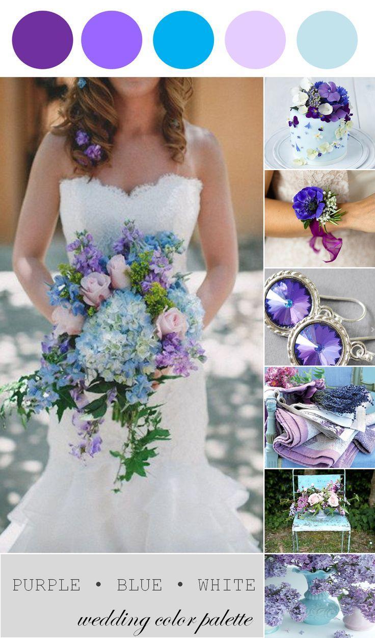 Mariage - Wedding Color Palette