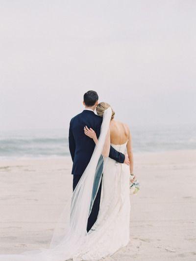زفاف - Seaside Wedding In The Hamptons