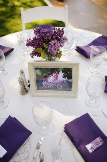 Mariage - Real Wedding Inspiration: Lilacs