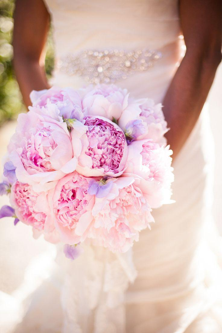 Peony wedding bouquets pictures 60 Most Delightful Short Wavy Hairstyles