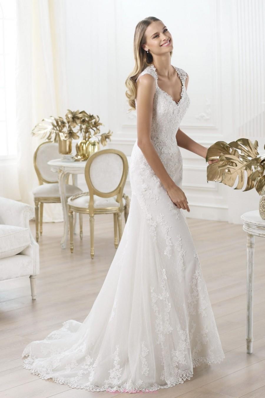 Hochzeit - Elegant princess lace bridal dresses online