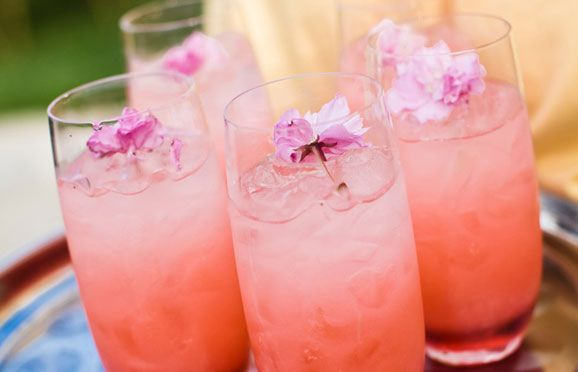 Wedding - CHEERS! DRESSY DRINKS