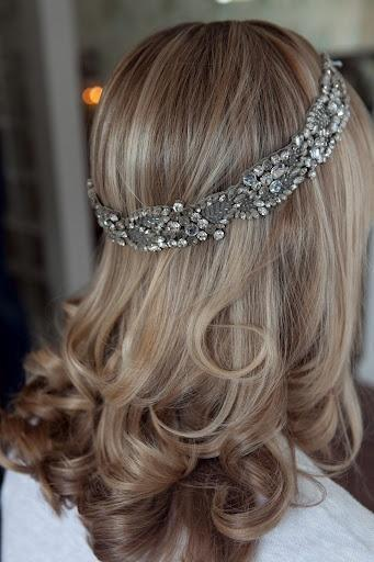 Wedding - Head Pieces