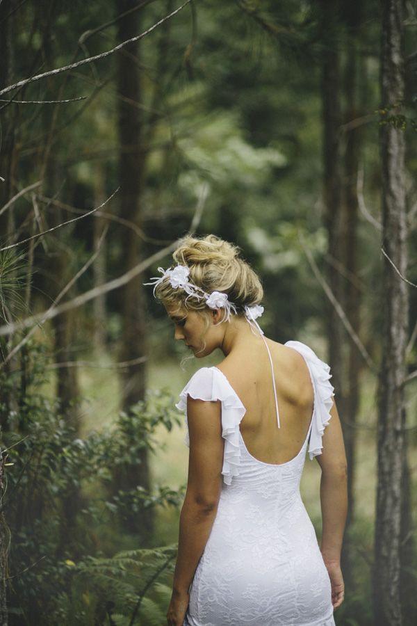 Wedding - Backless Wedding Gowns