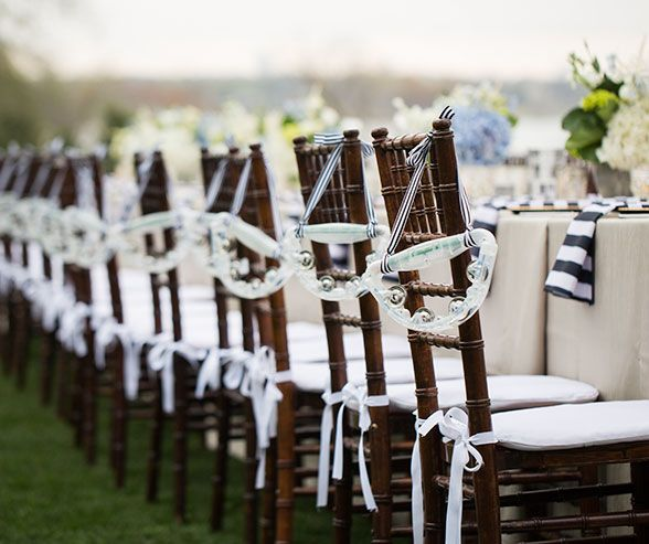 Свадьба - Navy And White Texas Wedding