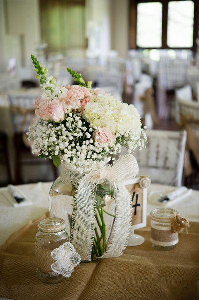 Wedding - Shabby Chic Wedding Ideas