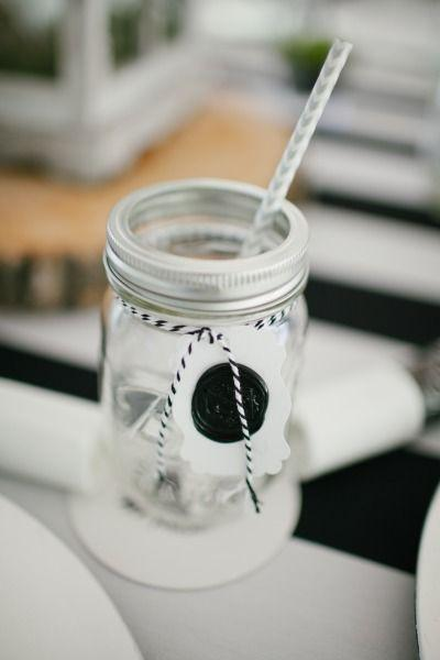 Свадьба - Black & White Wedding Ideas
