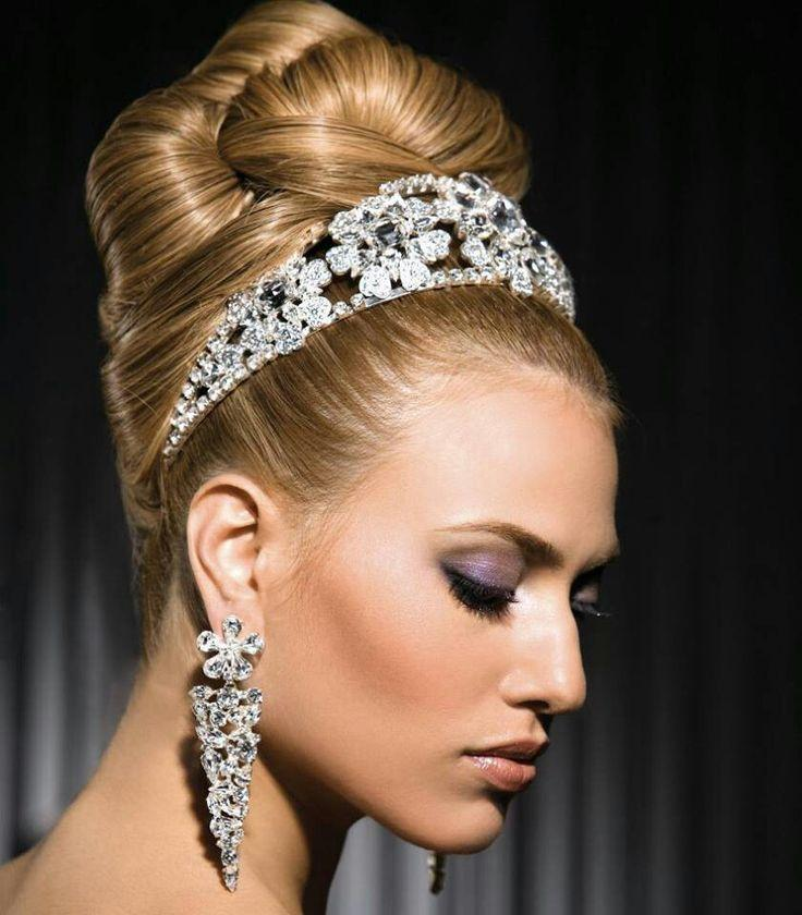Wedding - ♥~•~♥ Wedding ► Hair *•..¸♥☼♥¸.•*