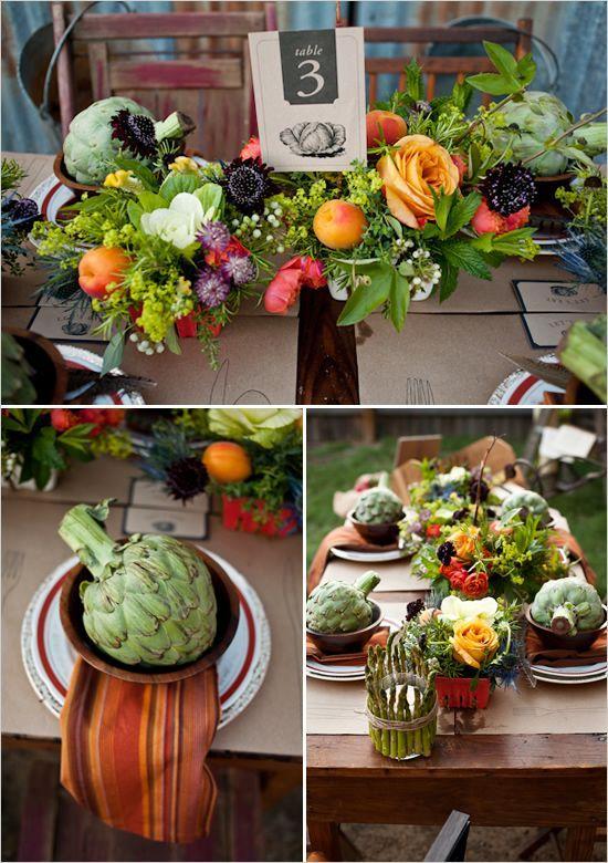 زفاف - Farm To Table Engagement Party