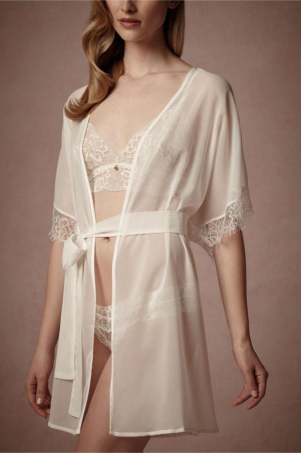 Hochzeit - Dulce Lace Robe