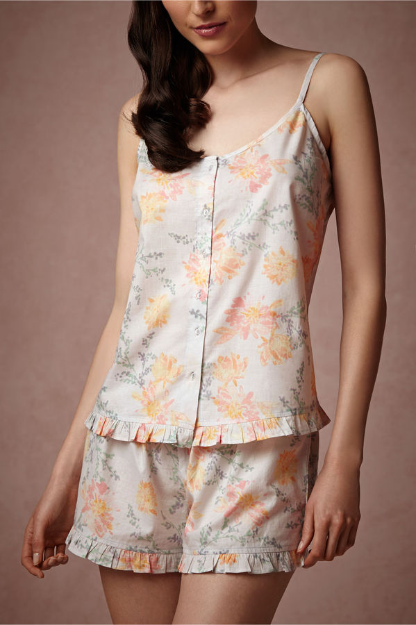 Mariage - Watercolor Blooms Camisole