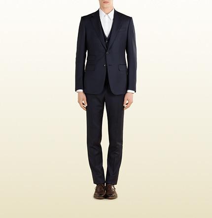 Hochzeit - Wool Mohair Signoria Suit