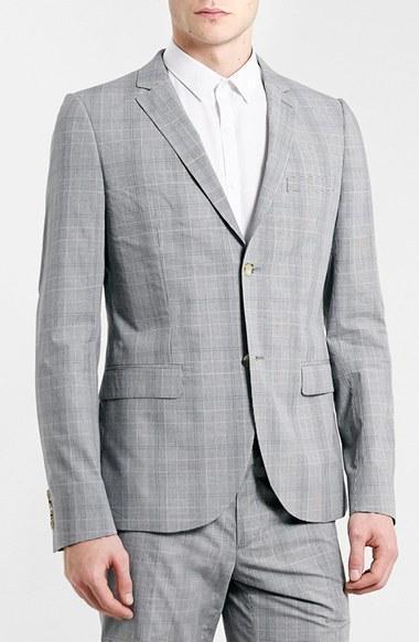 Свадьба - Topman Skinny Fit Suit Jacket