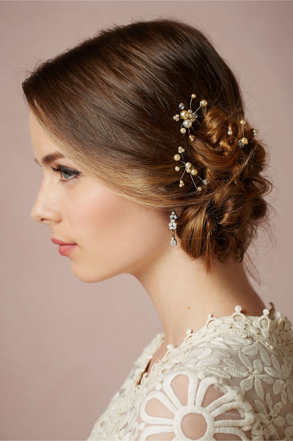 Wedding - Fairy Hair Pins (3)