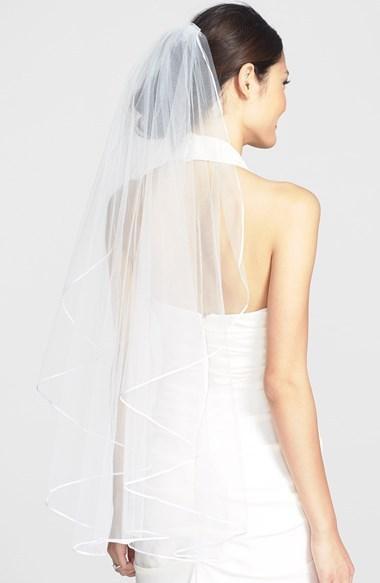 Свадьба - WEDDING BELLES NEW YORK 'Mable' Veil