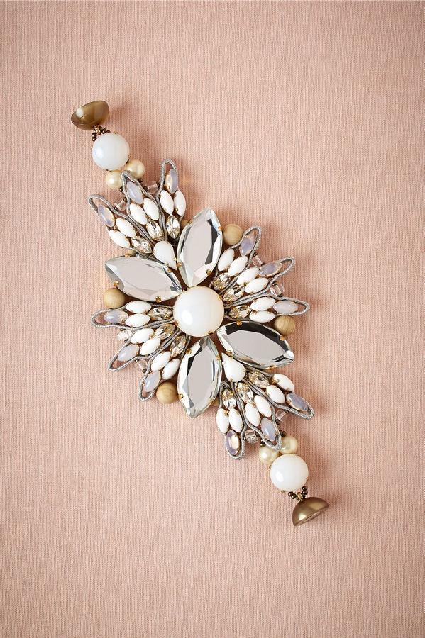 Mariage - Milkstone Bracelet