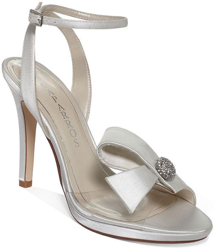 Hochzeit - Caparros Leigh Platform Evening Sandals