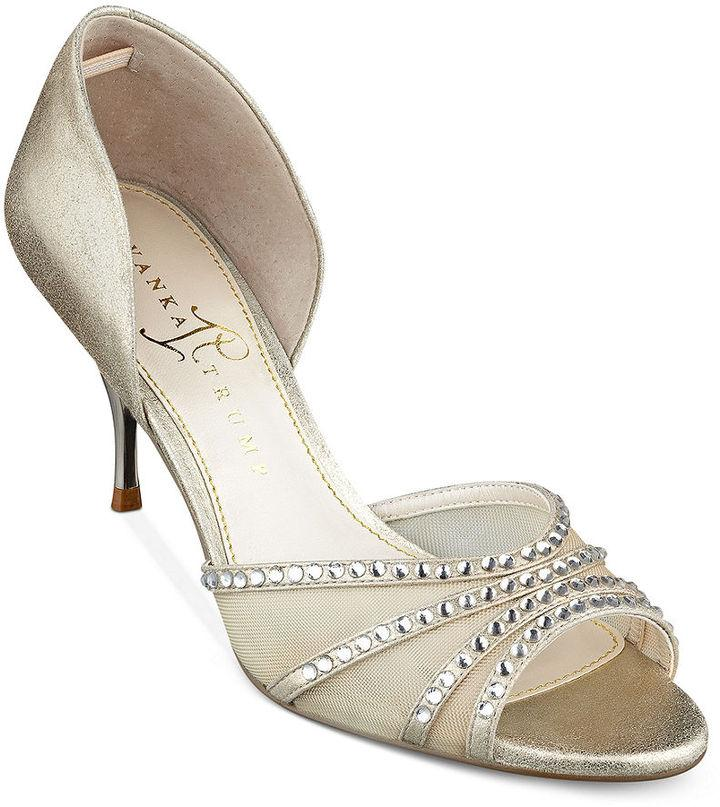 Ivanka Trump Nola Evening Pumps