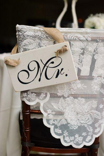 Hochzeit - Shabby Chic Wedding Ideas