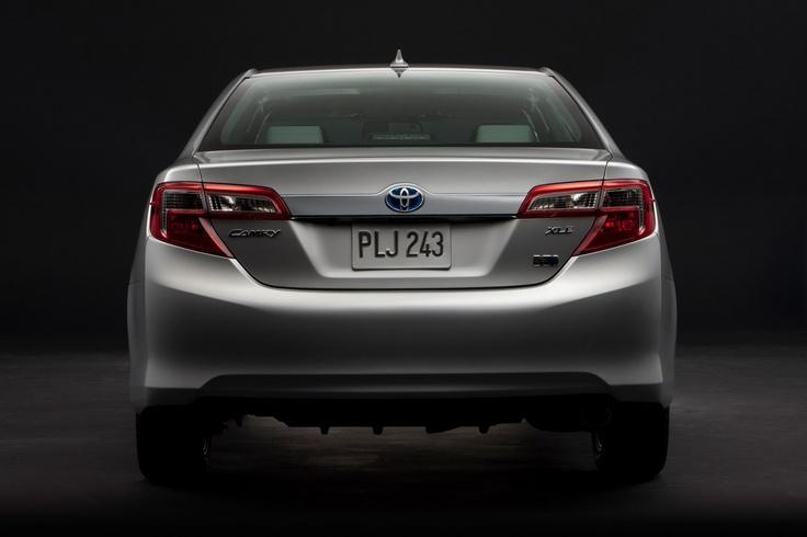 Mariage - Toyota Camry Hybrid 2012