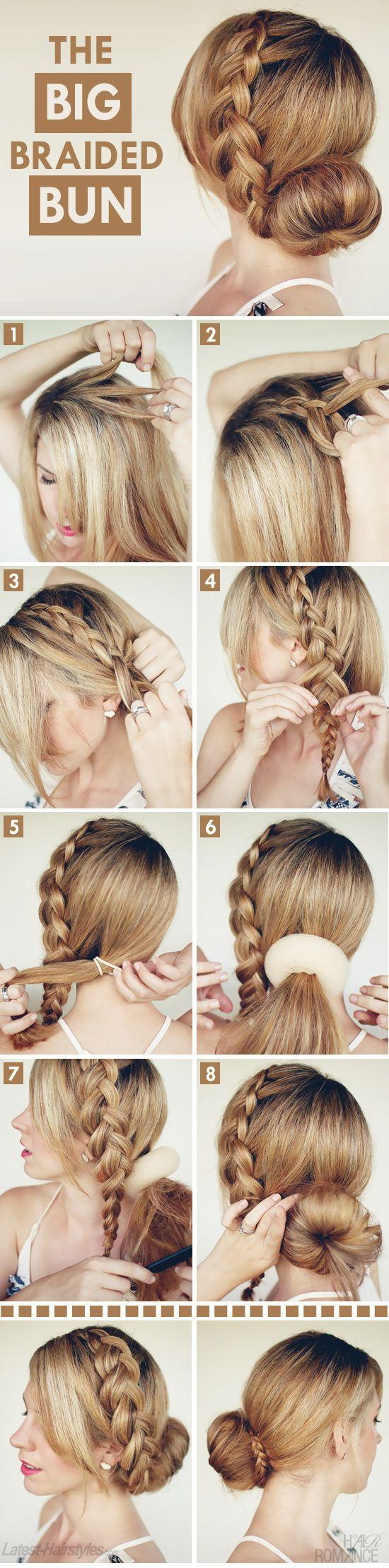 Hochzeit - 24 Statement Hairstyles For Your New Year's Eve Party