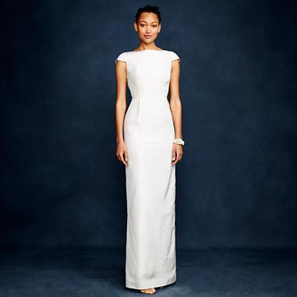 Hochzeit - Elsie gown