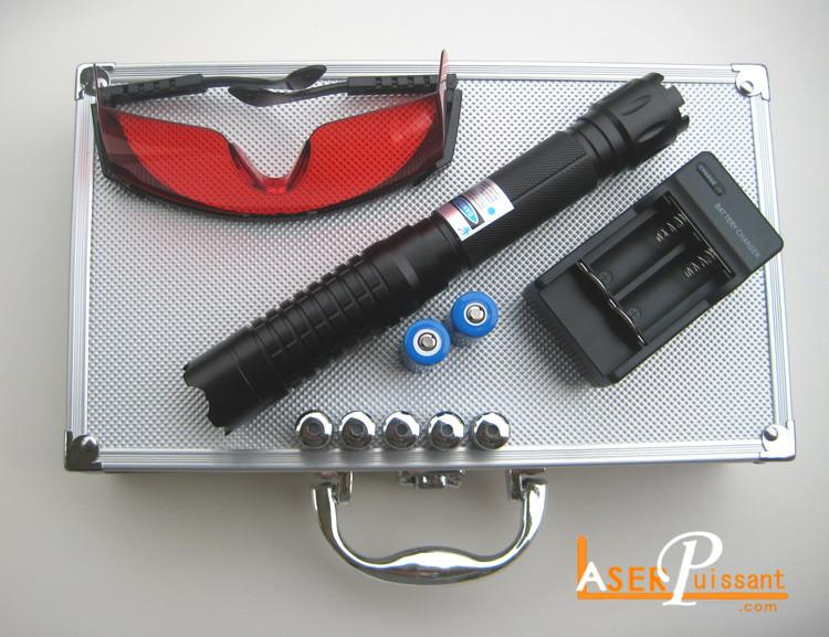 Boda - Pointeur laser bleu 10000mW
