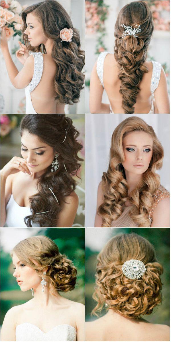 Top 10 Gorgeous Bridal Hairstyles For Long Hair 2156986 Weddbook