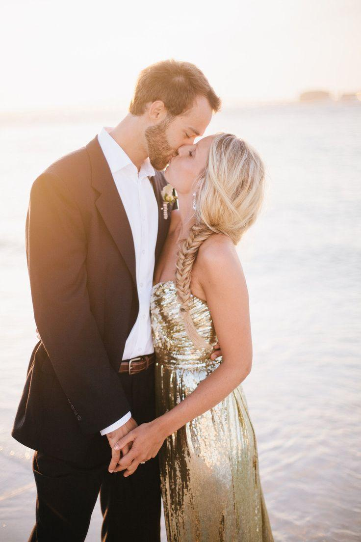 Boda - Destin Beach Wedding Inspiration From Simply Sarah Photography